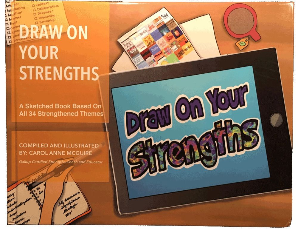 Book: <i>Draw On Your Strengths</i>