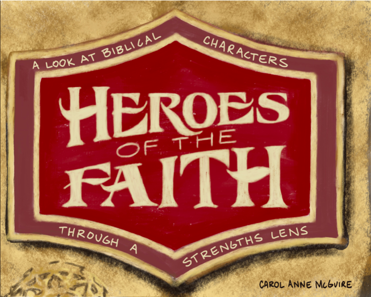 Book: <i>Heroes of The Faith</i><br>November Only Sale Price!<br>Regularly $37.95