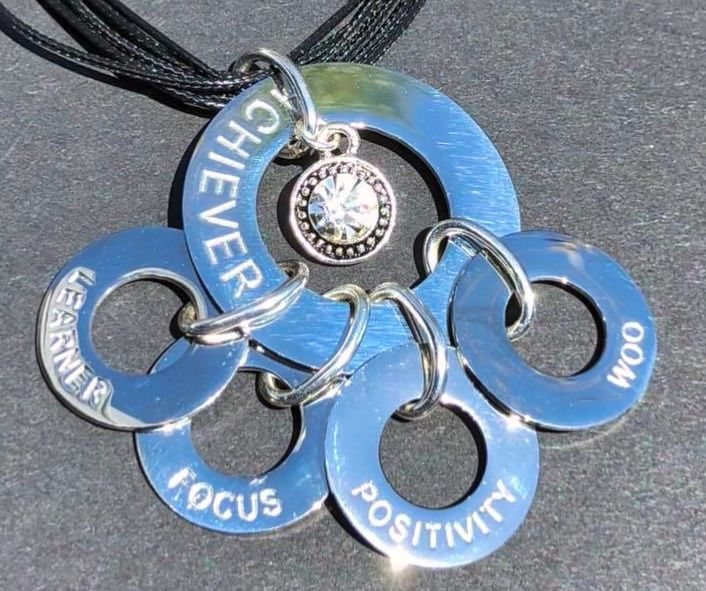 5 Strengths Necklace