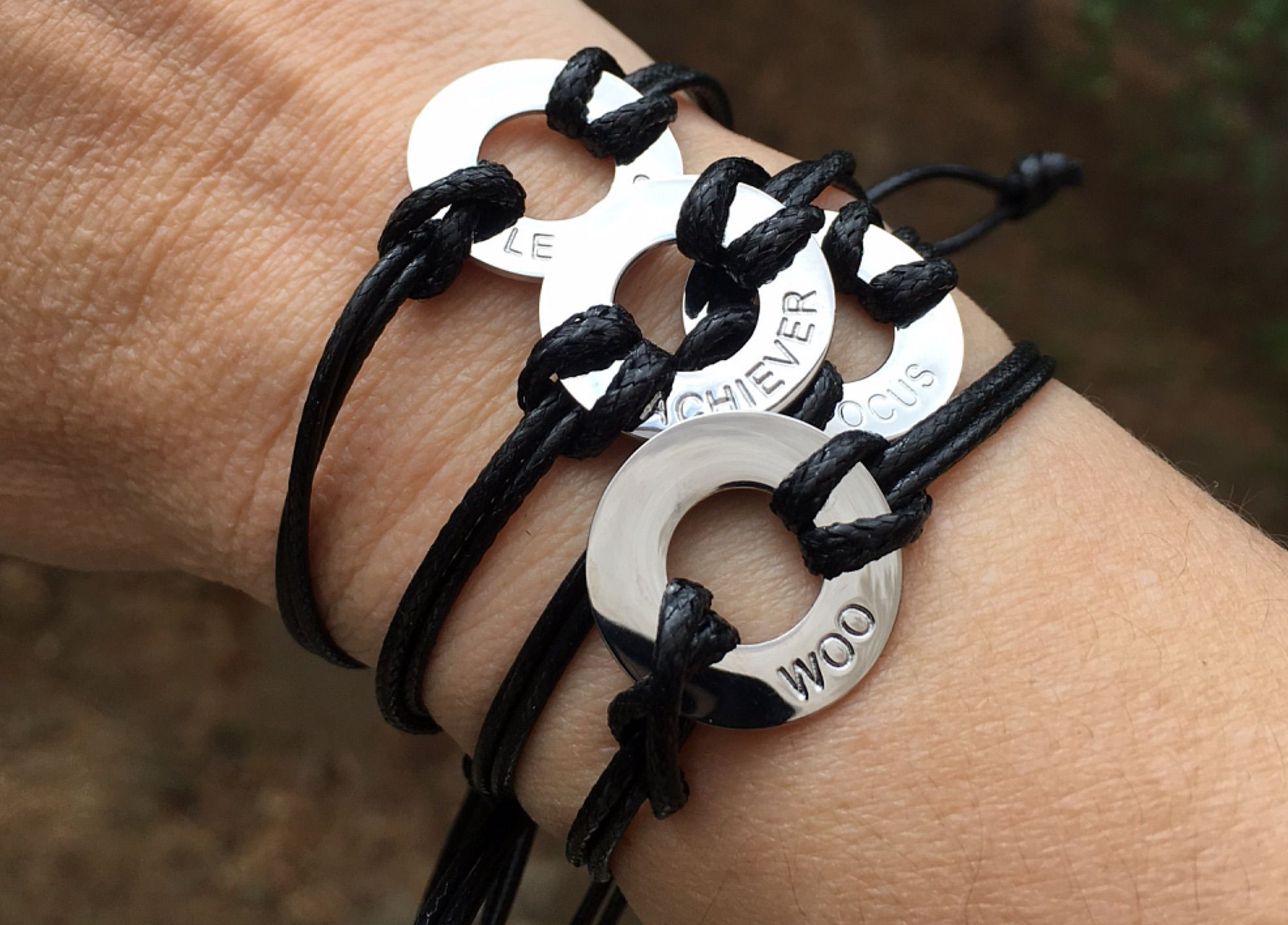 Strength Focus Bracelet & Necklace
